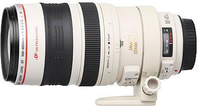 Canon EF 100-400mm f4.5-5.6L IS USM Lens