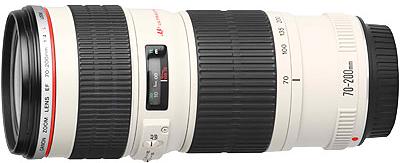 Canon EF 70-200mm f4L USM Lens