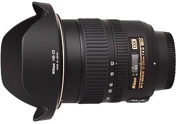 Nikon 12-24mm f4G AF-S DX Lens
