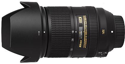 Nikon 18-300mm f3.5-5.6G DX VR Lens