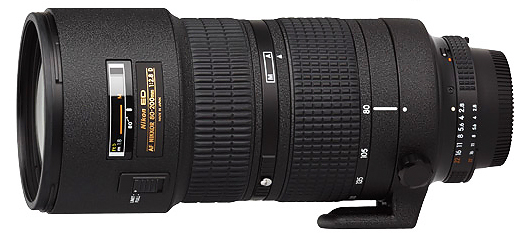 Nikon 80-200mm f2.8D AF Lens