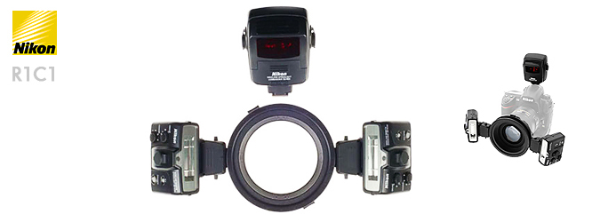 Nikon R1C1 Ring Flash